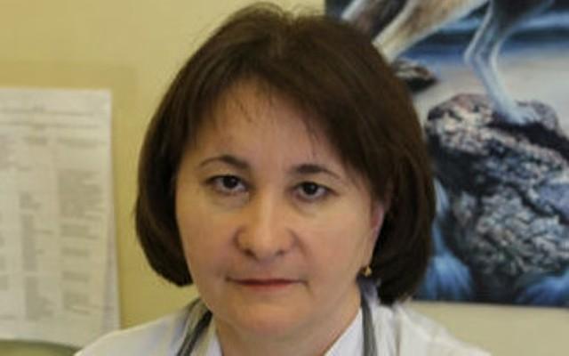Алиева Наида Рашидовна